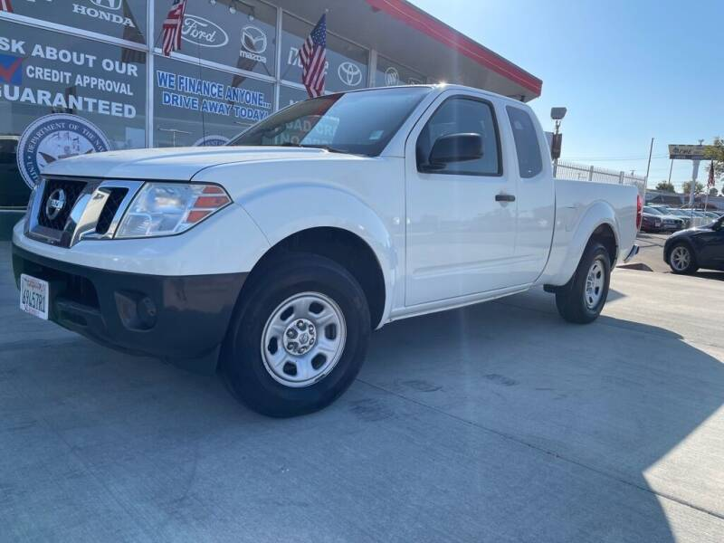 2014 Nissan Frontier for sale at VR Automobiles in National City CA