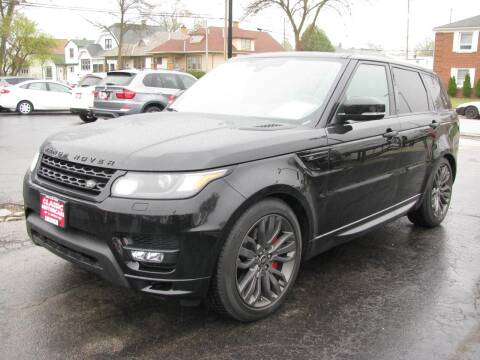 2016 Land Rover Range Rover Sport for sale at CLASSIC MOTOR CARS in West Allis WI