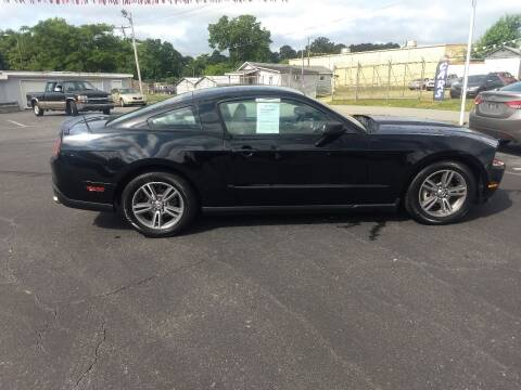 2010 Ford Mustang for sale at Kenny's Auto Sales Inc. in Lowell NC