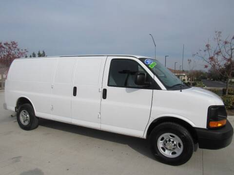 2013 Chevrolet Express Cargo for sale at 2Win Auto Sales Inc in Oakdale CA