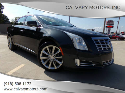2014 Cadillac XTS for sale at Calvary Motors, Inc. in Bixby OK