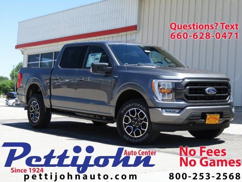2021 Ford F-150 for sale in Bethany, MO