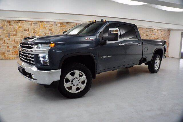 2020 Chevrolet Silverado 3500HD for sale at Jerry's Buick GMC in Weatherford TX