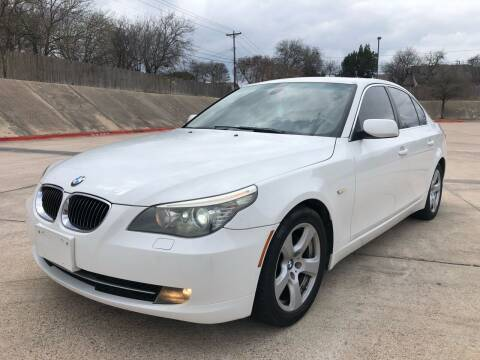 2008 BMW 5 Series for sale at Royal Auto LLC in Austin TX