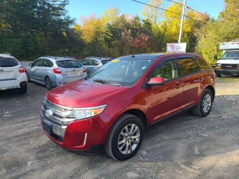 2013 Ford Edge for sale at B & B GARAGE LLC in Catskill NY