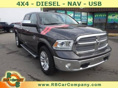 2016 RAM Ram Pickup 1500 for sale at R & B CAR CO - R&B CAR COMPANY in Columbia City IN