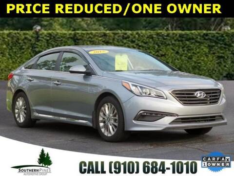2015 Hyundai Sonata for sale at PHIL SMITH AUTOMOTIVE GROUP - Manager's Specials in Lighthouse Point FL