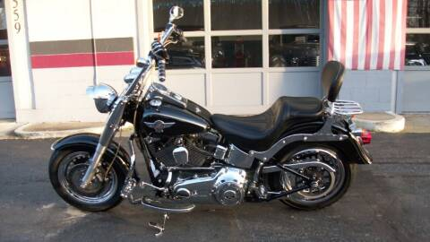 2012 HARLEY DAVIDSON FLSTF for sale at Bill's & Son Auto/Truck Inc in Ravenna OH