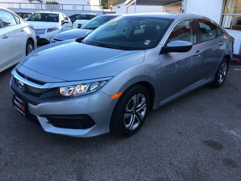 2018 Honda Civic for sale at Auto Max of Ventura in Ventura CA