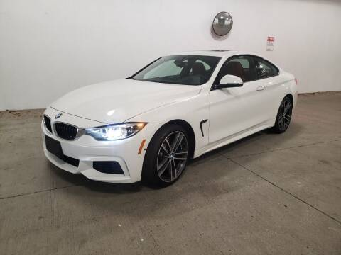 2018 BMW 4 Series for sale at Painlessautos.com in Bellevue WA