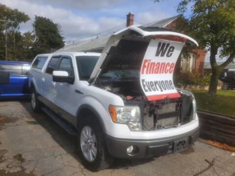 2009 Ford F-150 for sale at J & J Used Cars inc in Wayne MI
