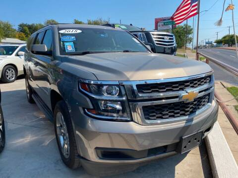 2018 Chevrolet Suburban for sale at Speedway Motors TX in Fort Worth TX