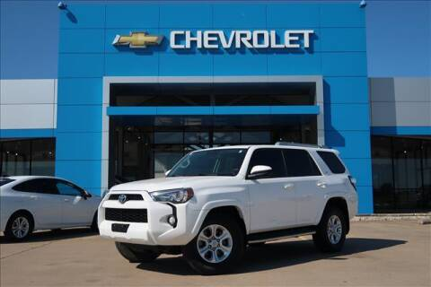 2018 Toyota 4Runner for sale at Lipscomb Auto Center in Bowie TX