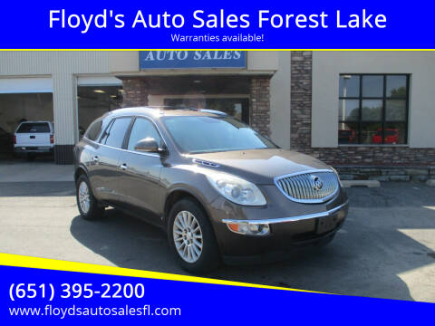 2008 Buick Enclave for sale at Floyd's Auto Sales Forest Lake in Forest Lake MN