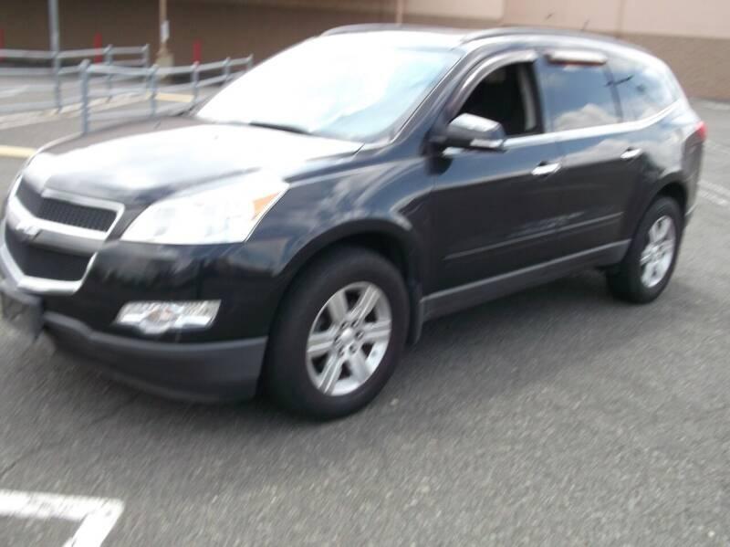 2010 Chevrolet Traverse for sale at Topchev Auto Sales in Elizabeth NJ