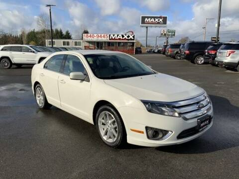 2012 Ford Fusion for sale at Maxx Autos Plus in Puyallup WA