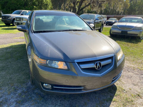 2007 Acura TL for sale at Carlyle Kelly in Jacksonville FL