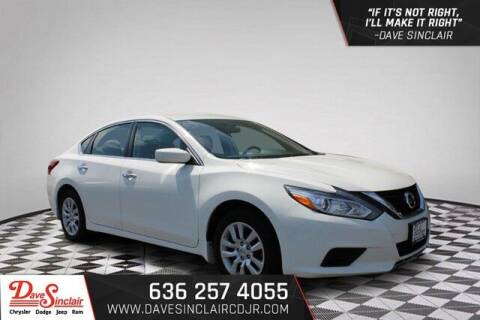 2018 Nissan Altima for sale at Dave Sinclair Chrysler Dodge Jeep Ram in Pacific MO