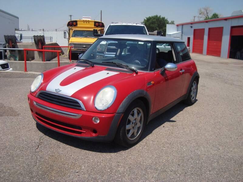 2006 MINI Cooper for sale at One Community Auto LLC in Albuquerque NM