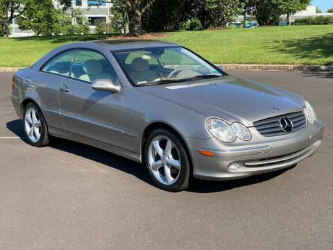 2005 Mercedes-Benz CLK for sale at P&H Motors in Hatboro PA