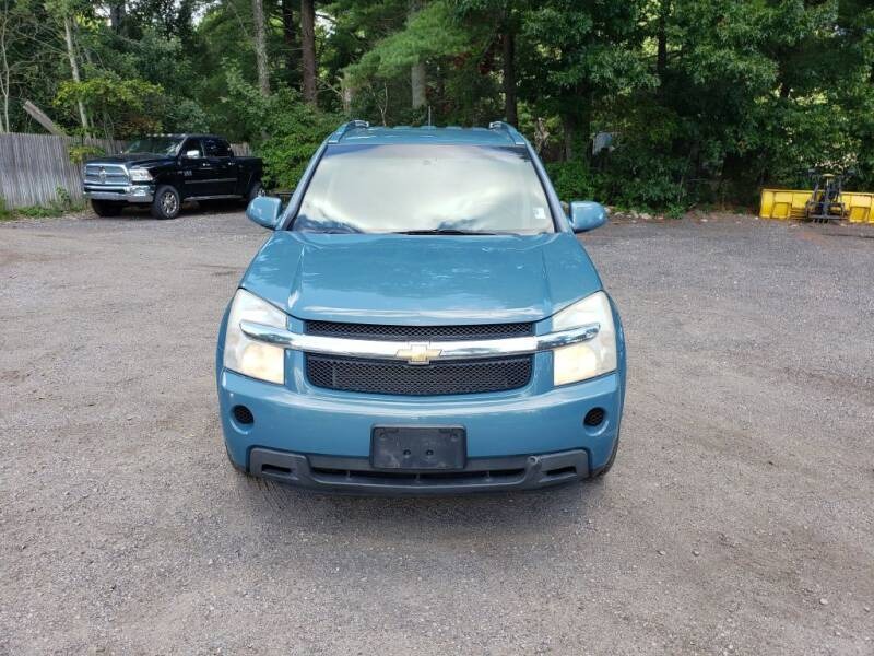 2008 Chevrolet Equinox for sale at 1st Priority Autos in Middleborough MA