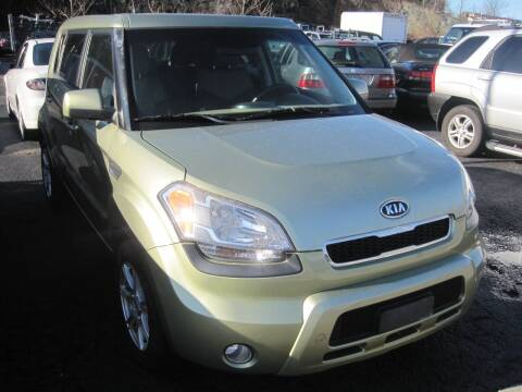 2011 Kia Soul for sale at Zinks Automotive Sales and Service - Zinks Auto Sales and Service in Cranston RI
