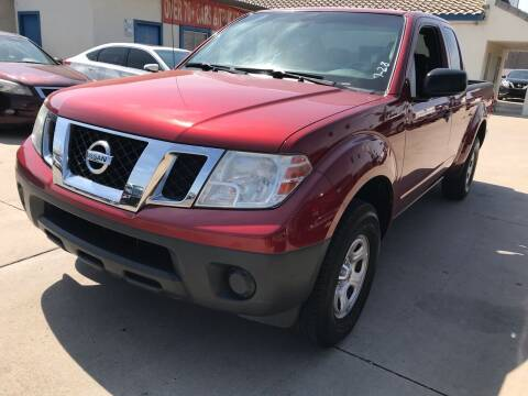 2015 Nissan Frontier for sale at Town and Country Motors in Mesa AZ