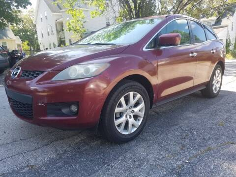 2007 Mazda CX-7 for sale at Amherst Street Auto in Manchester NH