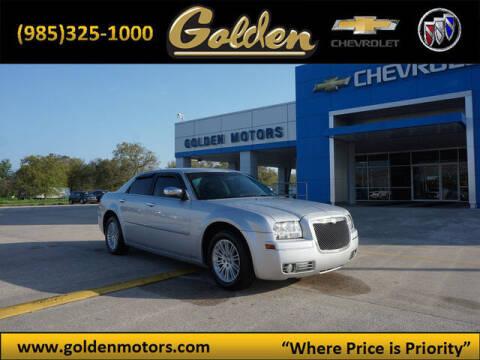 2010 Chrysler 300 for sale at GOLDEN MOTORS in Cut Off LA