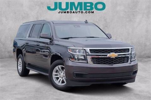 2016 Chevrolet Suburban for sale at Jumbo Auto & Truck Plaza in Hollywood FL