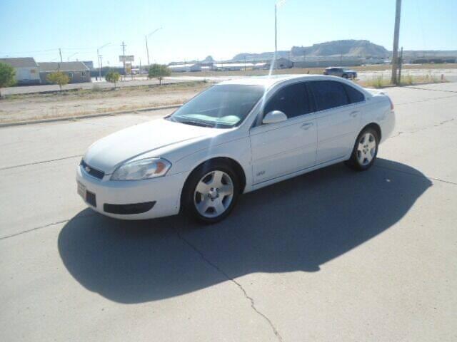 2008 Chevrolet Impala for sale at Twin City Motors in Scottsbluff NE