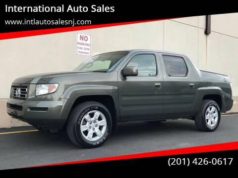 2006 Honda Ridgeline for sale at International Auto Sales in Hasbrouck Heights NJ