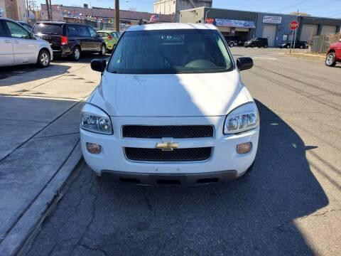 2007 Chevrolet Uplander for sale at SUNSHINE AUTO SALES LLC in Paterson NJ