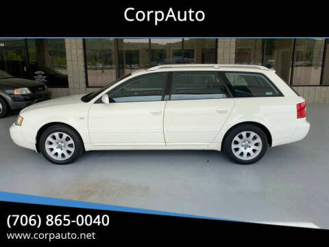 1999 Audi Allroad for sale at CorpAuto in Cleveland GA