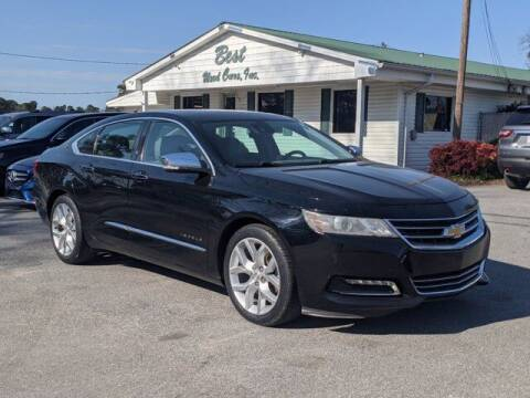 2014 Chevrolet Impala for sale at Best Used Cars Inc in Mount Olive NC