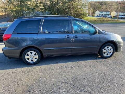 2006 Toyota Sienna for sale at Elite Auto Sales Inc in Front Royal VA