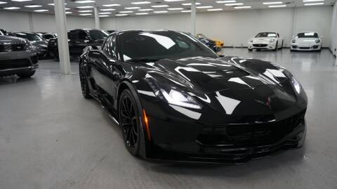 2017 Chevrolet Corvette for sale at SZ Motorcars in Woodbury NY