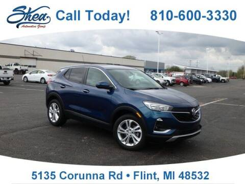 2020 Buick Encore GX for sale at Jamie Sells Cars 810 - Linden Location in Flint MI