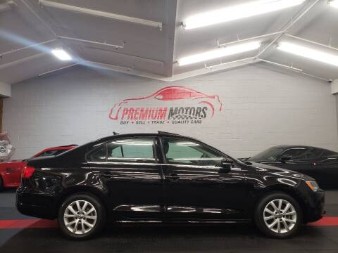 2014 Volkswagen Jetta for sale at Premium Motors in Villa Park IL