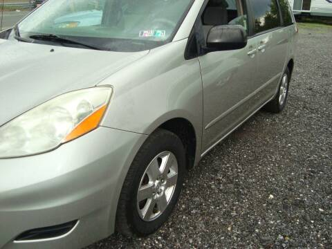 2006 Toyota Sienna for sale at Branch Avenue Auto Auction in Clinton MD