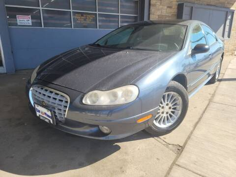 2002 Chrysler Concorde for sale at Car Planet Inc. in Milwaukee WI