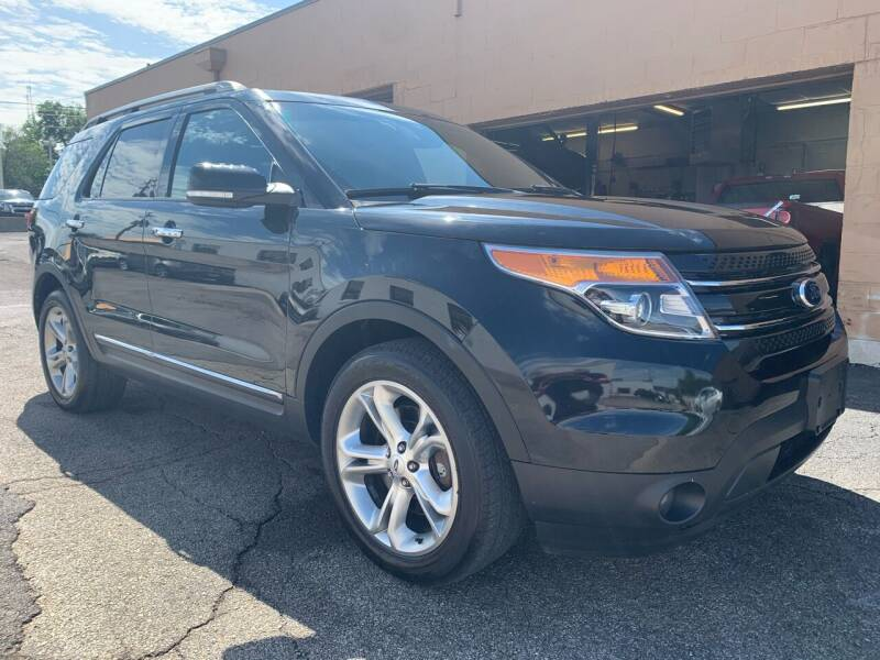 2013 Ford Explorer for sale at Martys Auto Sales in Decatur IL