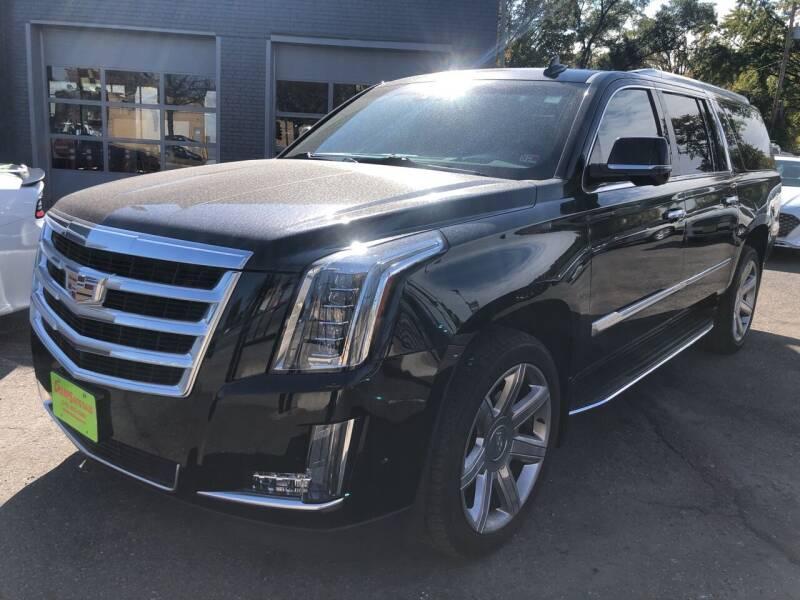 2017 Cadillac Escalade ESV for sale at Champs Auto Sales in Detroit MI