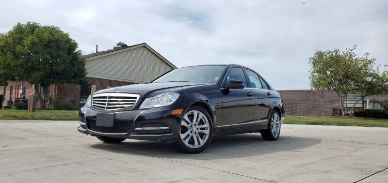 2013 Mercedes-Benz C-Class for sale at Lease Car Sales 3 in Warrensville Heights OH