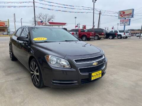 2011 Chevrolet Malibu for sale at Russell Smith Auto in Fort Worth TX