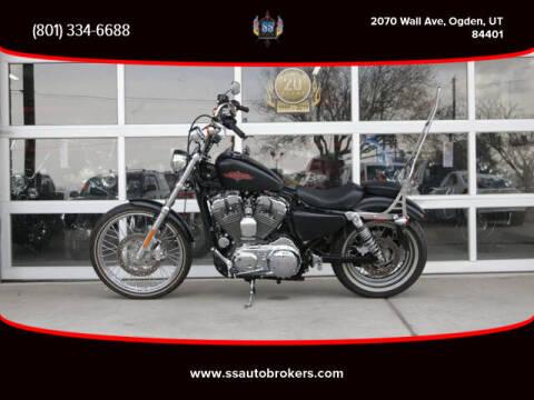 2016 Harley-Davidson XL1200V Sportster Seventy-Two for sale at S S Auto Brokers in Ogden UT