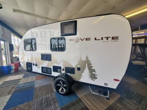 2022 TRAVEL LITE ROVE 14FD for sale at Dukes Automotive LLC in Lancaster SC