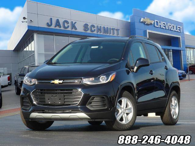 2021 Chevrolet Trax for sale at Jack Schmitt Chevrolet Wood River in Wood River IL