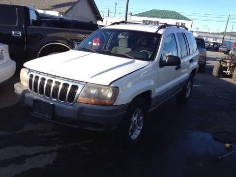 1999 Jeep Grand Cherokee for sale at TTT Auto Sales in Spokane WA