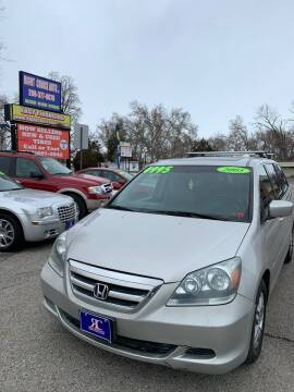 2005 Honda Odyssey for sale at Right Choice Auto in Boise ID